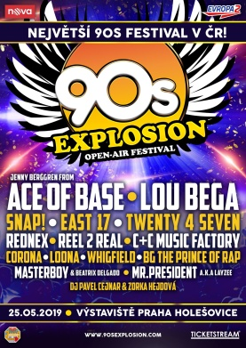 The Biggest 90's festival in Europe!